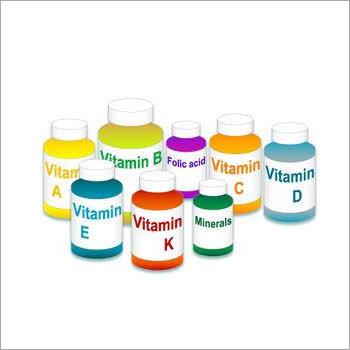 Carbonyl Iron Zinc Sulphate Mono Vitamin-C Folic Acid Vitamin B12