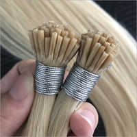 Italian Glue Indian Remy I Tip Hair Extension