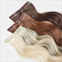2 Clips Hair Extension