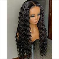 Loose Wave 10012 Natural Human Hair Full Lace Wig