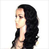 1006 Natural Wave Virgin Indian Remy Front Lace Wig