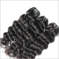 Natural Black Deep Wave Virgin Indian Remy Hair