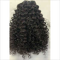 Afro Curly Virgin Indian Remy Hair