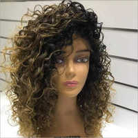 Ombre Color Loose Curl 1000 Natural Indian Remy Hair