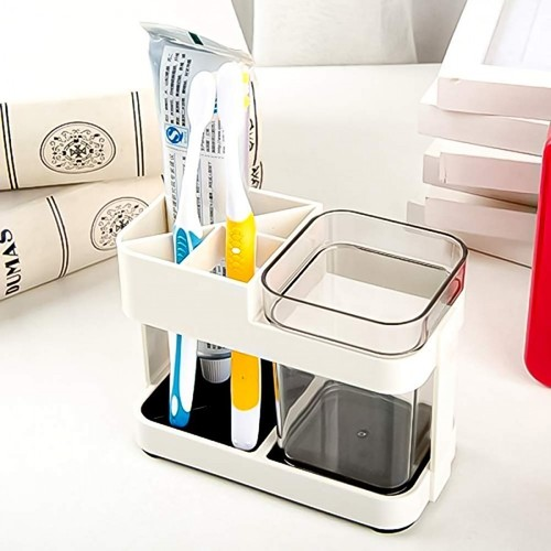 CUP TOOTHPASTE HOLDER