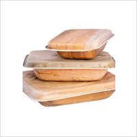 Areca Palm Leaf Container