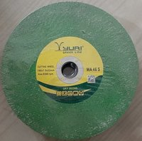 Yuri 180X1.5X22mm Green Cutting Wheel