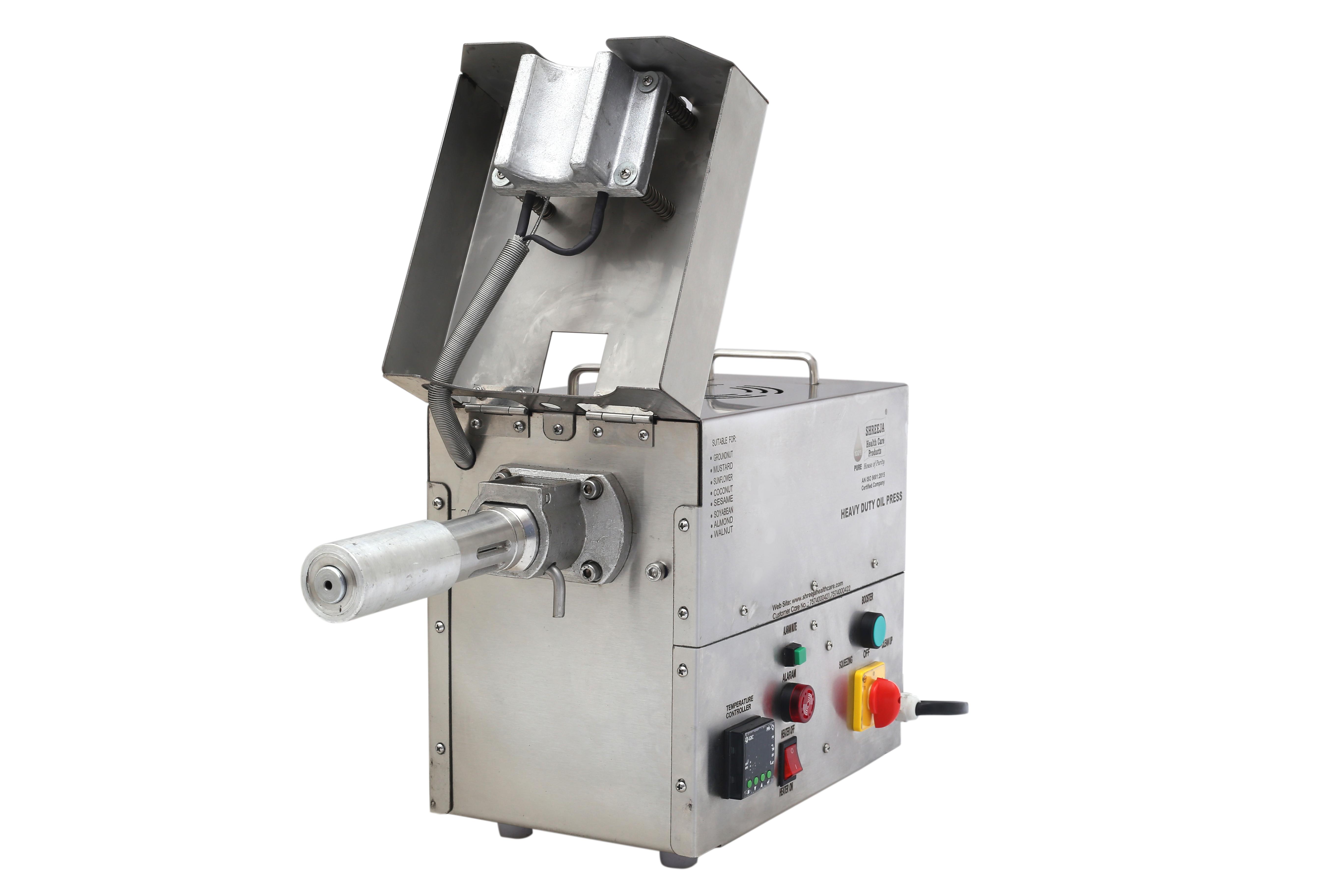 Edible Mini Oil Extraction Machine