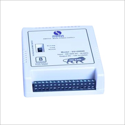 8 CCTV Power Supply