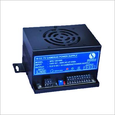 16 CCTV Power Supply