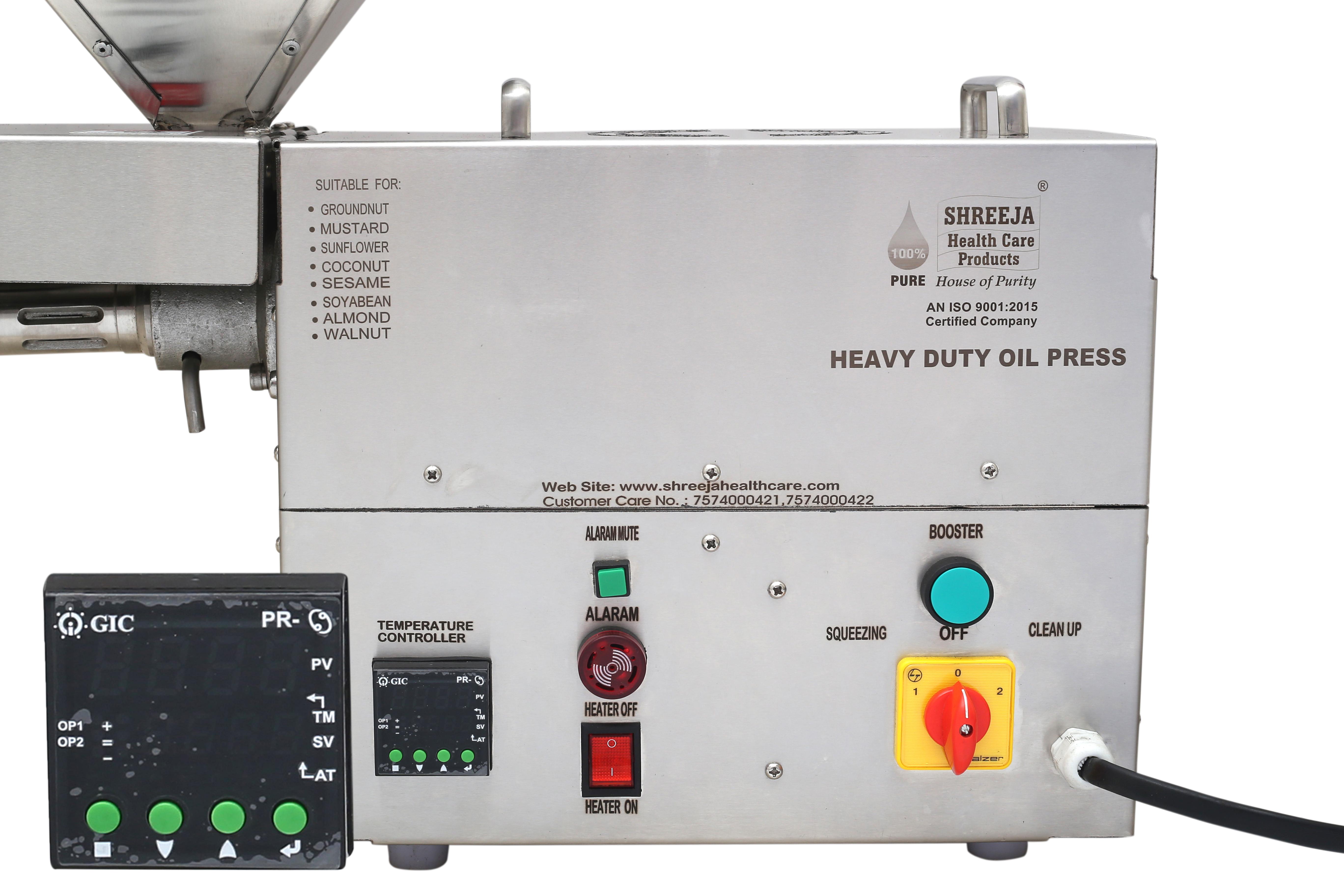 Cold Press Mini Commercial Oil Maker Machine