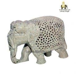 Stone Animal Statues