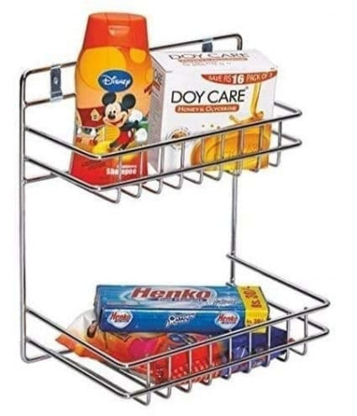 STAINLESS STEEL DETERGENT RACK (BIG AND SMALL)