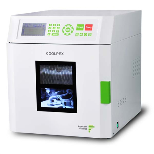 COOLPEX Microwave Digestion Systems
