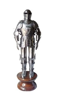 Mini Decorative Medieval Knight Full Armor Suit 36