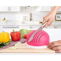 Multipurpose Salad Cutter Strainer