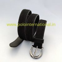 Suede Leather Belt For Women.