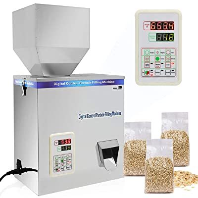 1 kg granule filling machine