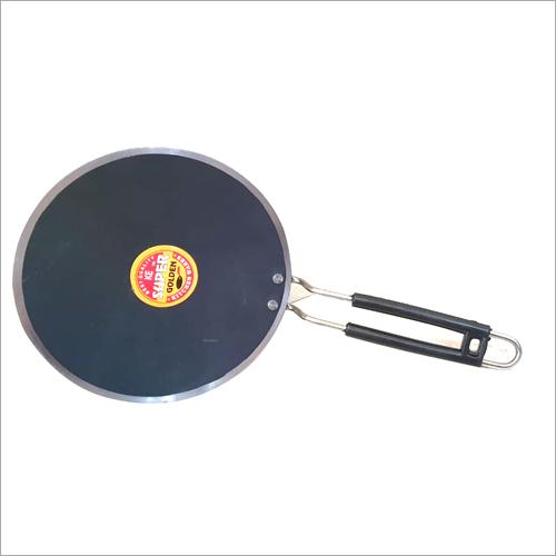 Steel Handle Iron Tawa