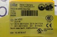PILZ SAFETY RELAY MODULE PNOZ X4 24VDC 3N/01N/C