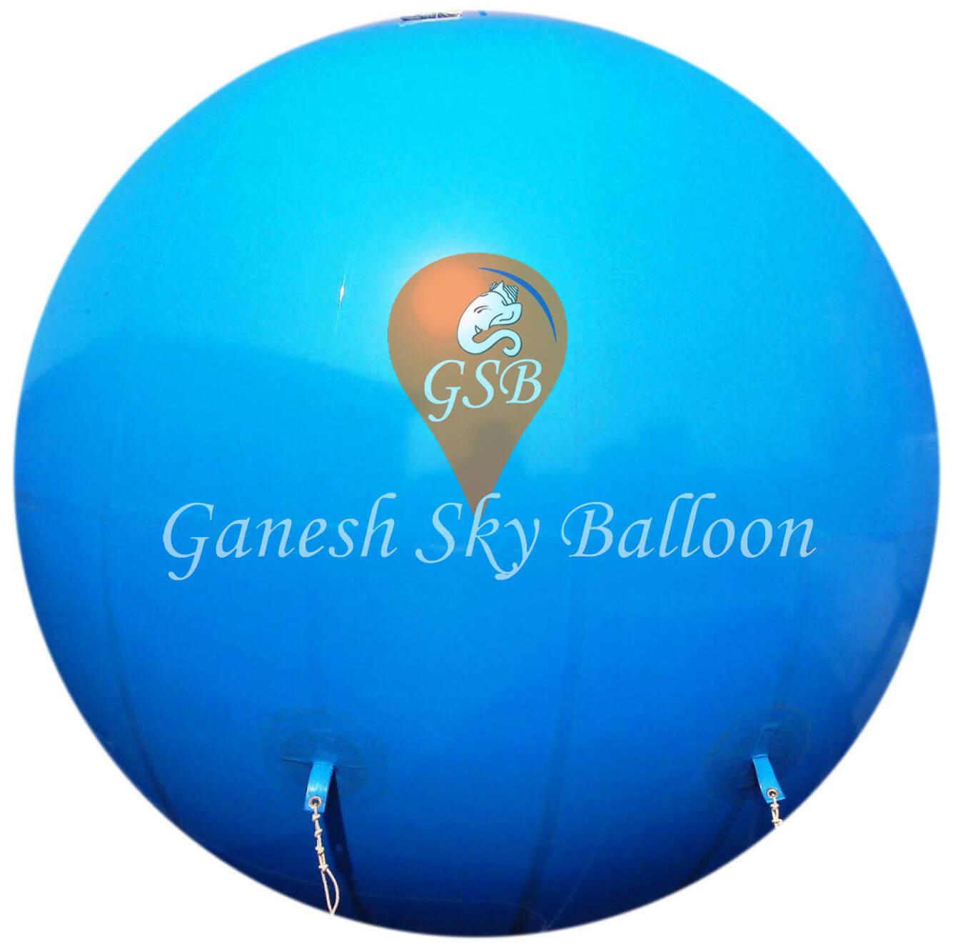 Farm Ville Advertising Sky Balloons