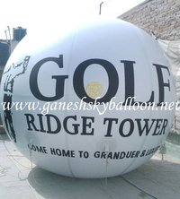 Golf Sky Balloon