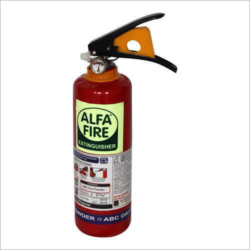 Alfa ABC Powder Type Portable Multipurpose Fire Extinguisher Capacity (2kg)