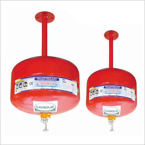 Ceiling Mounted Automatic Powder Base Fire Extinguishers
