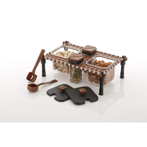 Char Pai Dining Table Pickle & Spice Jar Set