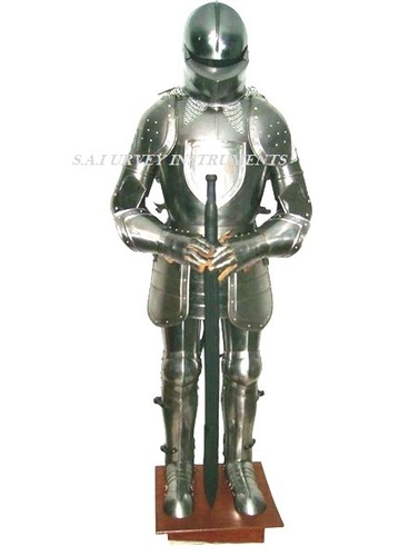 Early Medieval Full Suit of Armor