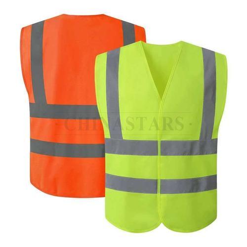 Alfa Reflective Safety Jackets - Basic