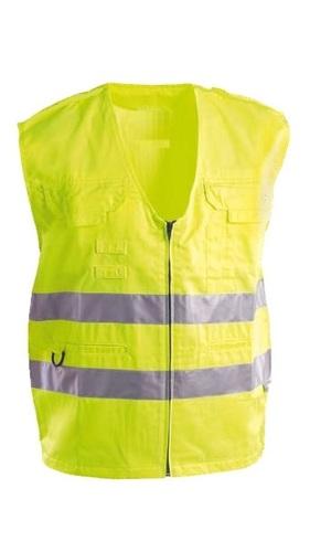 Bravo Reflective Safety Jackets - Professional