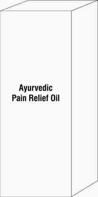 Ayurvedic Pain Relief Oil