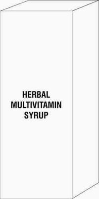 HERBAL MULTIVITAMIN SYRUP