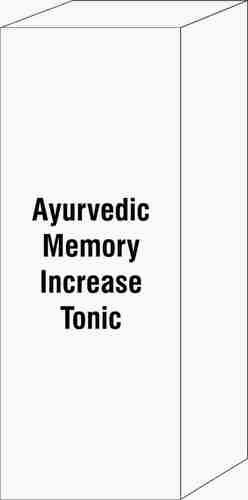 Ayurvedic Memory Increase Tonic