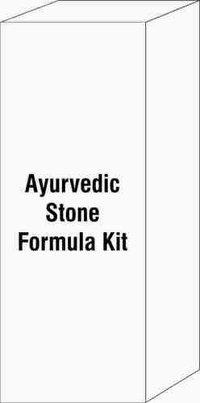 Ayurvedic Stone Formula Kit
