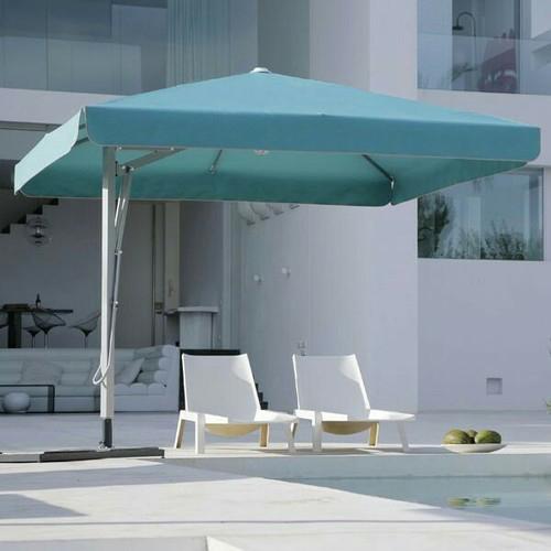 Side Pole Swimming Pool Umbrella
