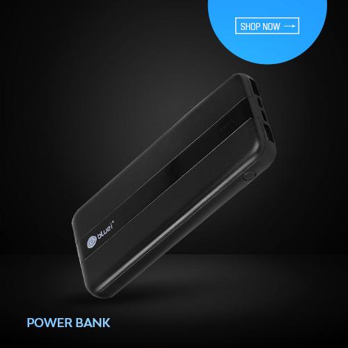 Bluei Pb-pd-10-thunder 10000 Mah QC Power Bank Li-polymer Battery