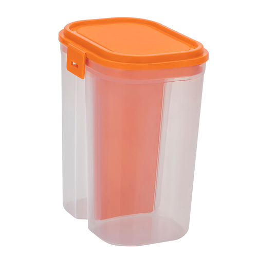 2 Section Container