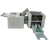 Cross Folding Machine With Stacker Backend Attachment (A4) GBT - 02 -4 + GBT 02 K