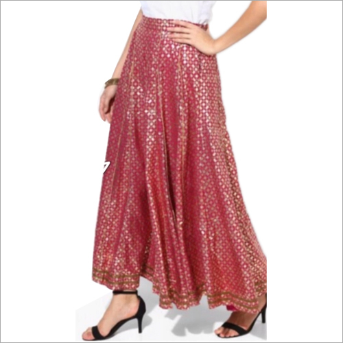 Ladies Party Wear Palazzo
