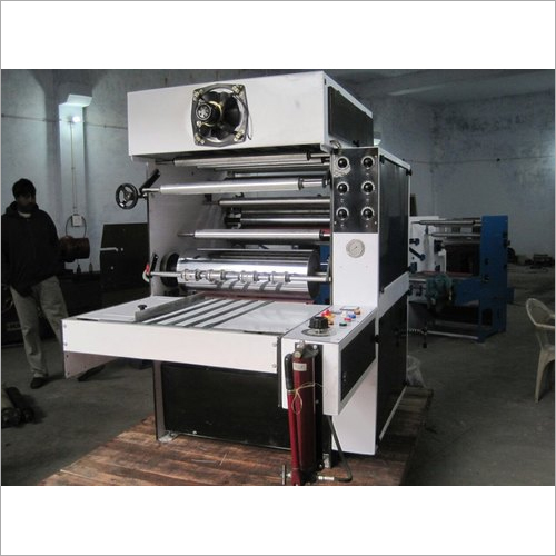 Strip Gumming Lamination Machine