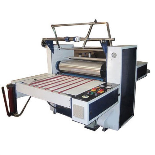 Thermal Lamination Machine Auto Cutting