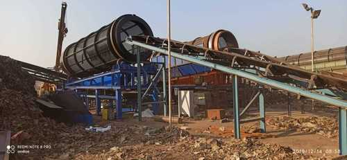 Solid Waste Managemant Plant