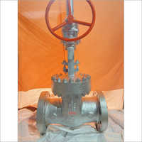 Cast Carbon Steel Gate Valve With Flanged End