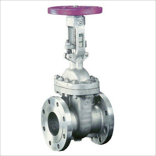 Industrial Cast Carbon Gate Valve