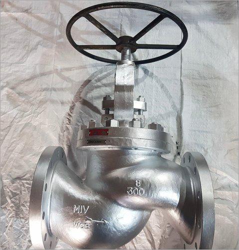 Cast Carbon Steel Globe Valve