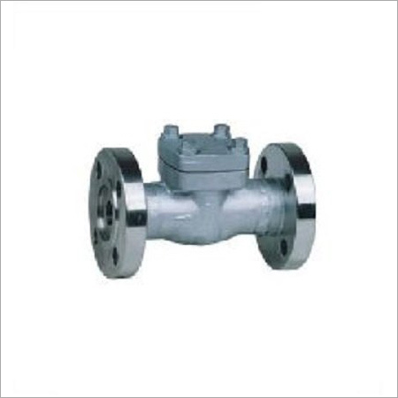 Forged Steel Lift Check Valve With Flanged End