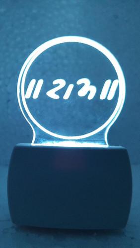 3D ACRYLIC RAM NIGHT LAMP