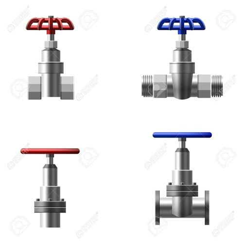 Industrial Valve Fitting